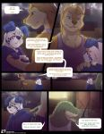 comic crocodile dalmatian dog gay jerk kyle_(redrusker) male mammal night redrusker redrusker_(artist) reptile scalie sea_salt the_deep_dark rating:Questionable score:0 user:furry